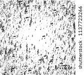 black musical notes on white... | Shutterstock .eps vector #1137723266