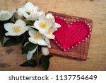 Flowers Heart Love
