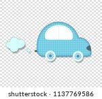 cute baby boy vector clip art... | Shutterstock .eps vector #1137769586