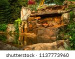 stone architecture by the nature | Shutterstock . vector #1137773960