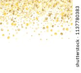 gold gradient background.... | Shutterstock .eps vector #1137780383