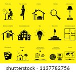 icons for your social networks | Shutterstock .eps vector #1137782756