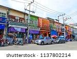 phuket town  thailand   april... | Shutterstock . vector #1137802214