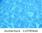 Swimming Pool Water