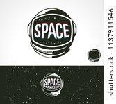 space helmet astronauts | Shutterstock .eps vector #1137911546