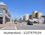 portsmouth  va  usa   may 4 ... | Shutterstock . vector #1137979154