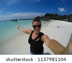 travel vacation holiday... | Shutterstock . vector #1137981104