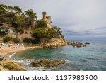 lloret de mar   spain   june 27 ... | Shutterstock . vector #1137983900