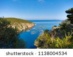 beautiful view of the coast of... | Shutterstock . vector #1138004534