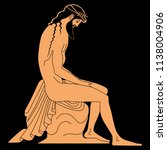 isolated vector illustration of ... | Shutterstock .eps vector #1138004906
