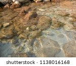 stones on the beach of the... | Shutterstock . vector #1138016168