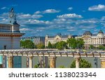 budapest  hungary   1 july ... | Shutterstock . vector #1138023344