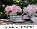 Beauty Bouquet Of Roses In...