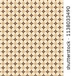 pattern for background solo... | Shutterstock .eps vector #1138033490