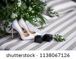 Golden Wedding Rings  White...