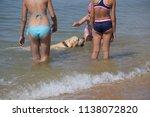 blagoveshchenskaya  russia  ... | Shutterstock . vector #1138072820