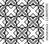 vector modern tiles pattern.... | Shutterstock .eps vector #1138090550