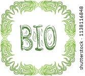 bio. vector illustration   Shutterstock .eps vector #1138116848
