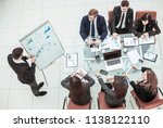 professional business team at...   Shutterstock . vector #1138122110