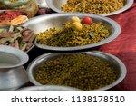 north karnataka food  | Shutterstock . vector #1138178510