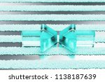 transparent aqua compress image ...