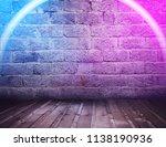 Bricks Interior Background Wit...