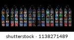 paris  france   january 04 ... | Shutterstock . vector #1138271489
