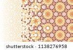 tile repeating vector border.... | Shutterstock .eps vector #1138276958
