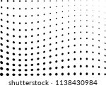 abstract halftone wave dotted... | Shutterstock .eps vector #1138430984