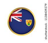 turks and caicos islands flag... | Shutterstock .eps vector #1138439279