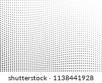abstract halftone wave dotted... | Shutterstock .eps vector #1138441928