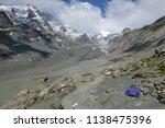 grossglockner  the highest...   Shutterstock . vector #1138475396
