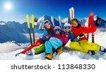 Ski  Snow  Sun And Winter Fun   ...
