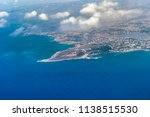 aerial holiday travel photo... | Shutterstock . vector #1138515530