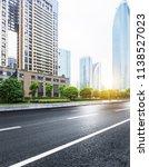 modern architecture and urban...   Shutterstock . vector #1138527023