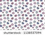 love and holiday theme.... | Shutterstock . vector #1138537094