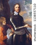Oliver Cromwell Painting