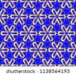 wallpaper in the style of... | Shutterstock . vector #1138564193