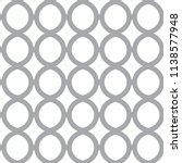 seamless vector pattern in... | Shutterstock .eps vector #1138577948