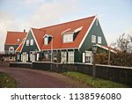 view of traditional houses at... | Shutterstock . vector #1138596080