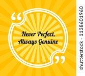 inspirational motivational... | Shutterstock .eps vector #1138601960