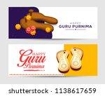 creative header or banner for... | Shutterstock .eps vector #1138617659