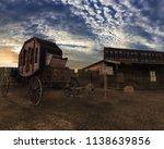 Old West 3d Illustration ...