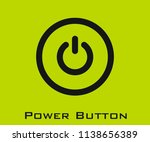 power button icon signs