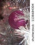 winter holidays close up macro... | Shutterstock . vector #1138684304