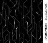 vector seamless random pattern... | Shutterstock .eps vector #1138688936