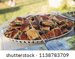 treats at a party | Shutterstock . vector #1138783709