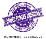 armed forces americas stamp... | Shutterstock .eps vector #1138862726