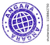 angara stamp print with... | Shutterstock .eps vector #1138862750