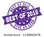 best of 2018 stamp seal... | Shutterstock .eps vector #1138865678